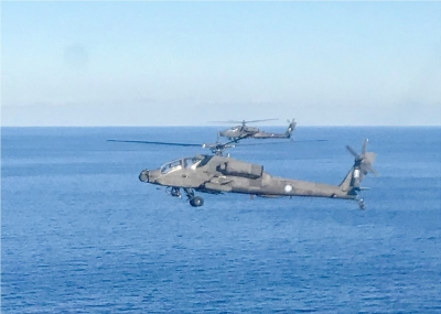 Ολοκληρώθηκε η Πολεμική άσκηση «Eddie's Odyssey» ειδικών δυνάμεων Ελλάδας - ΗΠΑ