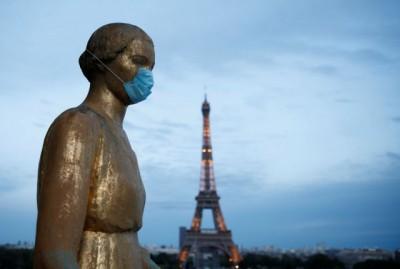 Γαλλία: Στα 1.695 τα κρούσματα κορωνοϊού, ο υψηλότερος αριθμός εδώ και 2 μήνες
