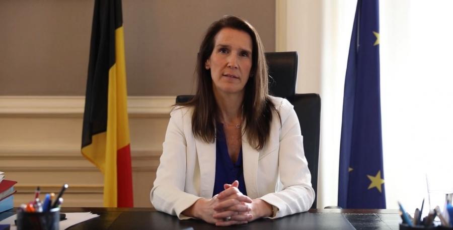 Wilmès (ΥΠΕΞ Βελγίου): Ευκαιρία για την Τουρκία να υλοποιήσει τις υποσχέσεις της