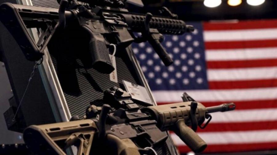 Δημόσια οπλοφορία χωρίς άδεια εγκρίθηκε στο Τέξας