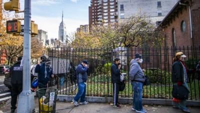 ΗΠΑ: Σε καθεστώς ακραίας φτώχειας 5 εκατομμύρια Αμερικανοί εάν δεν επεκταθούν τα επιδόματα ανεργίας