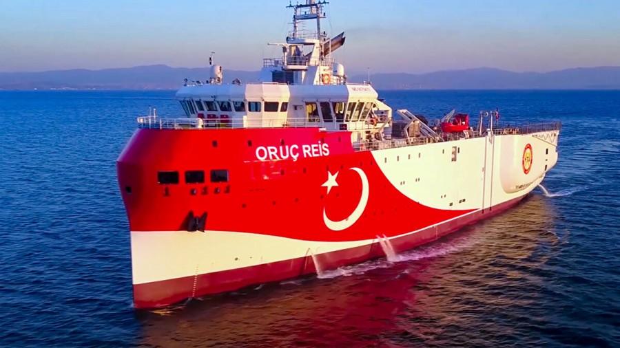 Συνεχίζει τις προκλήσεις η Τουρκία - Παράταση της NAVTEX για Oruc Reis έως 23/11 - Αυστηρό διάβημα της Ελλάδας - Erdogan: Κακομαθημένη, η Ελλάδα