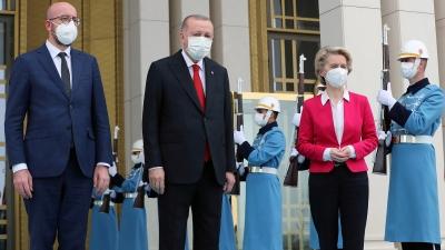 Για υψηλού επιπέδου διάλογο με την Τουρκία ετοιμάζονται οι Βρυξέλλες