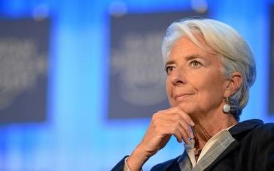 Lagarde: Οι εξαγωγές πετρελαίου δεν έχουν ανακάμψει πλήρως από τη δραματική μείωση των τιμών το 2014