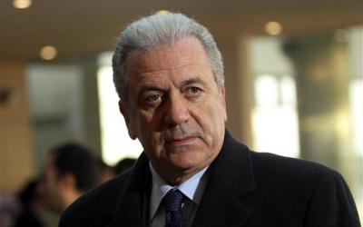 Αβραμόπουλος: Απαραίτητη η συνεργασία ΕΕ - Τουρκίας για την αντιμετώπιση των μεταναστευτικών προκλήσεων