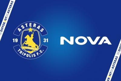 Επίσημο: NOVA και Αστέρας συνεχίζουν μαζί!