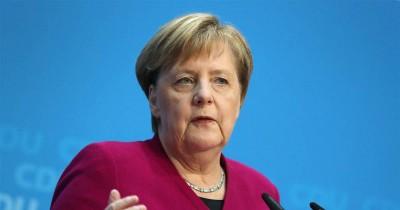 Merkel για εισβολή στο Καπιτώλιο: Φταίει ο Trump…