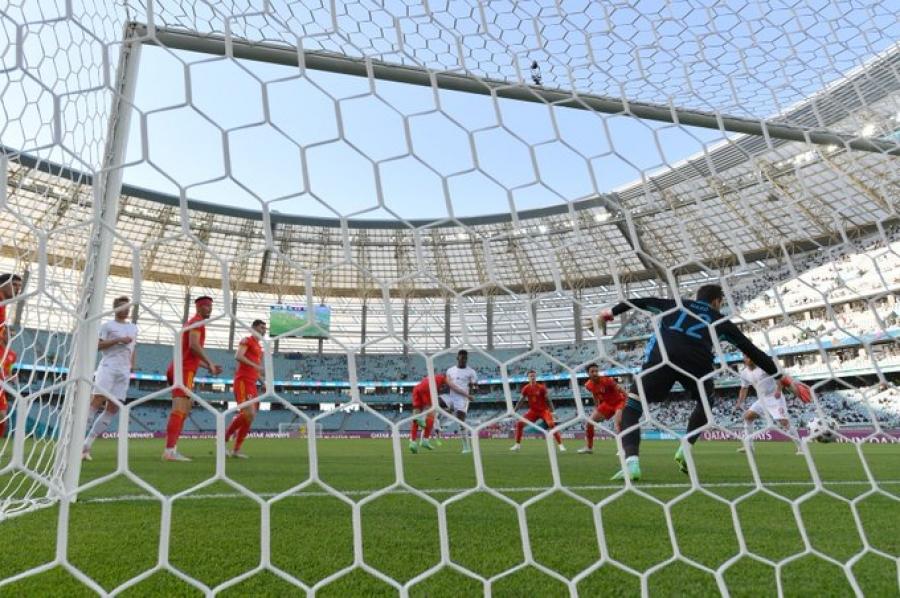 Ουαλία - Ελβετία : 0-1, λύνει τον γρίφο ο Εμπολό (video)
