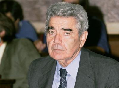 Έφυγε από τη ζωή σε ηλικία 86 ετών ο πολιτικός Βασίλης Κεδίκογλου
