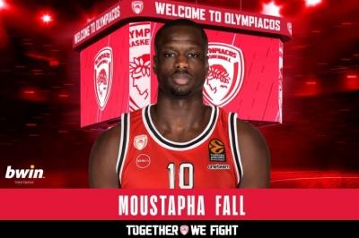 Ολυμπιακός: Ανακοίνωσε την απόκτηση του Φαλ