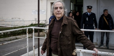 O Δημήτρης Κουφοντίνας κατέθεσε αίτημα αποφυλάκισης