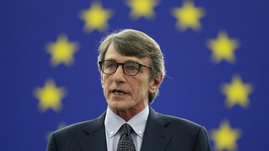 Sassoli (ΕΕ): Να γίνει μόνιμος ο κοινός δανεισμός λόγω της πανδημίας