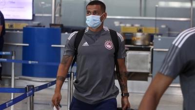 Ολυμπιακός: Αναχώρησε για Μπρατισλάβα!