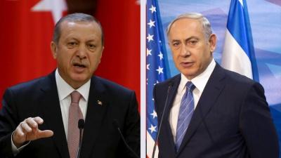 Κρίση στις διπλωματικές σχέσεις Τουρκίας – Ισραήλ – Η Άγκυρα διώχνει τον Ισραηλινό πρόξενο στην Κωνσταντινούπολη
