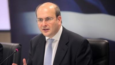 Χατζηδάκης προς ΕΣΕΕ: Θα στηρίξουμε έμπρακτα την αγορά εργασίας, μετά την πανδημία του κορωνοϊού