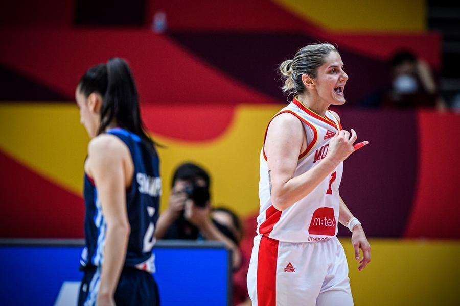 Μαυροβούνιο – Ελλάδα 70-55: Ήττα για την Εθνική Γυναικών στην πρεμιέρα του Ευρωμπάσκετ!