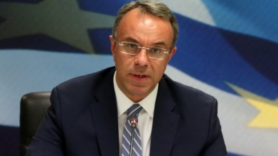 Σταϊκούρας: Δεν εξετάζεται κούρεμα οφειλών - Αναμενόμενο το δημοσιονομικό έλλειμμα