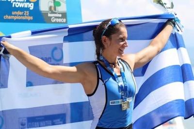 Αννέτα Κυρίδου: Χρυσό μετάλλιο και πλώρη για το Τόκιο!