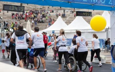 Η ΝΝ ΗΕLLAS έτρεξε με τους MDA Runner στον Μαραθώνιο Αθήνας, τον Αυθεντικό