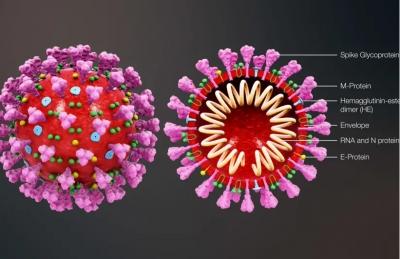 Νέα μελέτη από University of Maryland: Ο Covid 19 εξελίσσεται και γίνεται πιο μεταδοτικός μέσω του αέρα