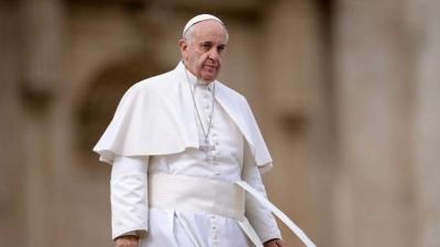 Στο νοσοκομείο εισήχθη ο Πάπας Φραγκίσκος -  Θα υποβληθεί σε επέμβαση