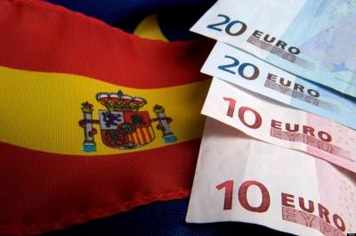 Ισπανία: Στο 10,09% του ΑΕΠ το δημοσιονομικό έλλειμμα για το 2020
