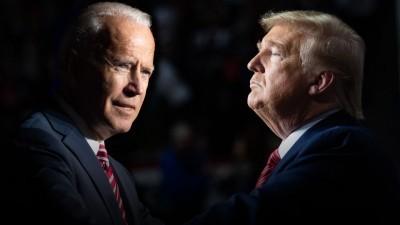 Εκλογές στις ΗΠΑ: Με 264 εκλέκτορες (50,4%) ο Biden κοντά στην νίκη, με 214 (47,9%) ο Trump - Tέσσερις πολιτείες κρίνουν την αναμέτρηση - Πρόβλεψη: Biden 270, Trump 268