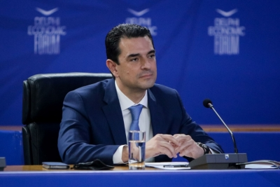 Yπογράφεται σήμερα 9/7 η κατασκευή του αγωγού αερίου Β.Μακεδονίας παρουσία Μ.Galli (ΔΕΣΦΑ)