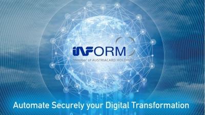 Inform (member of Austriacard Holdings): Eπεκτείνει τις δραστηριότητές της με νέα επένδυση