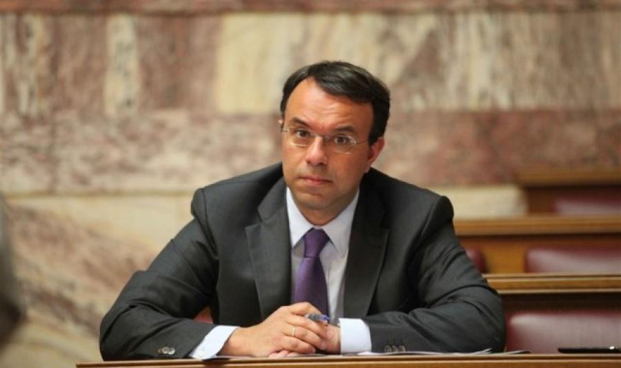 Σταϊκούρας: Μια νέα αυταπάτη της κυβέρνησης η καθαρή έξοδος – Δεν είναι καλή η κατάσταση στην πραγματική οικονομία