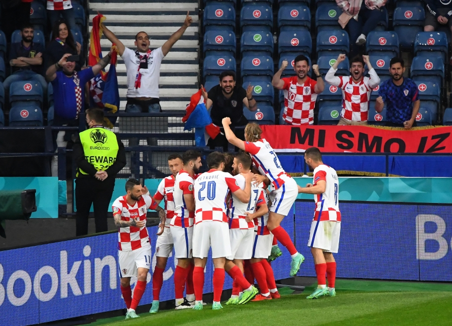 Κροατία – Σκωτία 3-1: Γκολ και πρόκριση για τους Κροάτες! (video)
