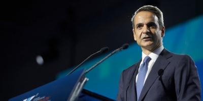 Παρά το ναυάγιο της Συνόδου Κορυφής, ο Μητσοτάκης επιμένει στο corona bond