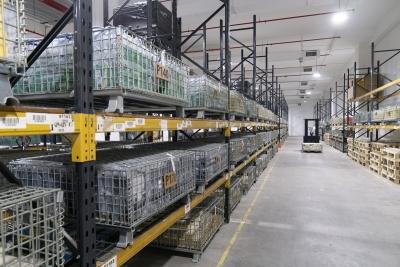 Εταιρία στη Σιγκαπούρη προετοιμάζει το θησαυροφυλάκιο για 15.000 τόνους αργύρου