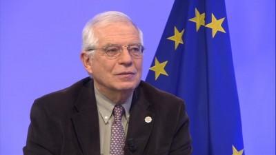 Αιχμές Borrell σε Erdogan για τις τρομοκρατικές επιθέσεις: Διάδοση ρητορικής μίσους για την κατάσταση των μουσουλμάνων στην Ευρώπη