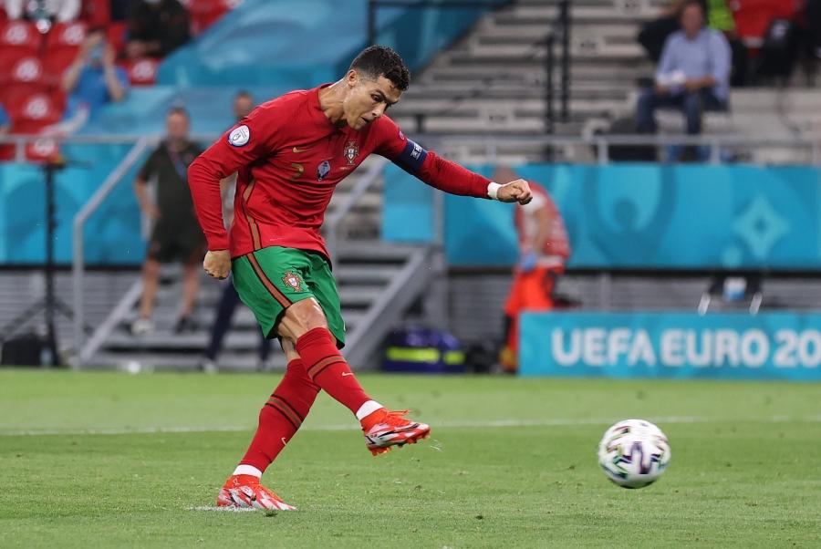 Πορτογαλία – Γαλλία 2-2: Ιστορική ισοφάριση Ρονάλντο! (video)