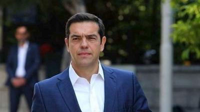 Η ομιλία Τσίπρα στην Κεντρική Επιτροπή Ανασυγκρότησης του ΣΥΡΙΖΑ