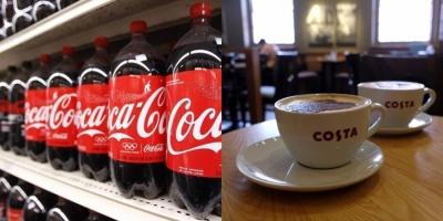 Στη βιομηχανία του καφέ εισέρχεται η Coca Cola, εξαγοράζει τα Costa Coffee