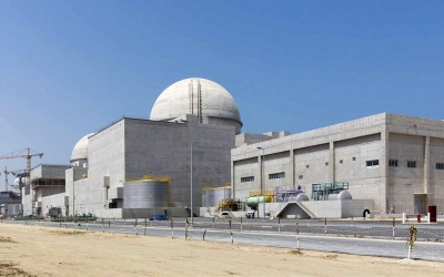 ΗΑΕ: Ξεκίνησε την εμπορική λειτουργία του το πρώτο εργοστάσιο παραγωγής πυρηνικής ενέργειας