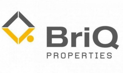 BriQ Properties: Επενδύθηκαν τα αντληθέντα κεφάλαια της ΑΜΚ