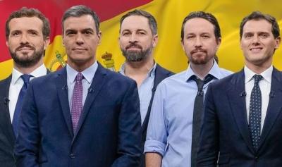 Θα λυθεί το πολιτικό αδιέξοδο στην Ισπανία μετά τις εκλογές; - Ποια τα πιθανά σενάρια