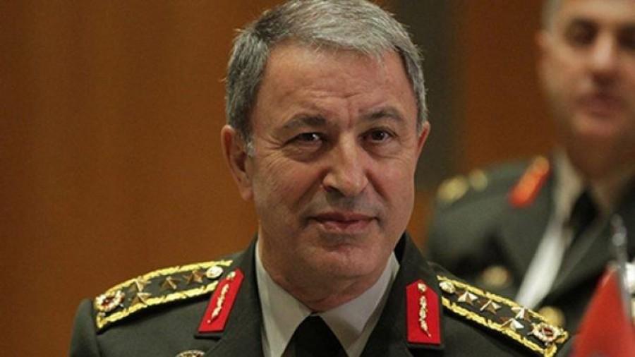 Akar (Τούρκος υπ. Άμυνας): Η Ελλάδα κάνει λάθος - Απέχει πεισματικά από τις διαπραγματεύσεις και ψάχνει άλλες λύσεις