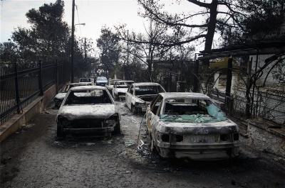 Μαρτυρίες σοκ για την καταστροφή της πύρινης λαίλαπας - Στους 100 οι αγνοούμενοι