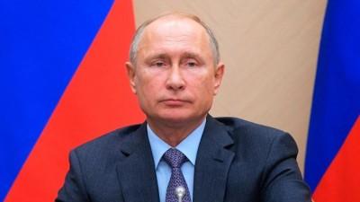 Ανησυχία για την υγεία του Putin μετά την κρίση βήχα on camera - Τι απαντά το Κρεμλίνο