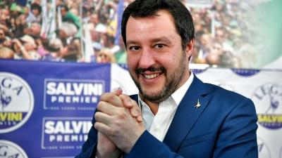 Salvini: Εάν η ΕΕ καταφέρει να αλλάξει τον προυπολογισμό της Ιταλίας θα ρίξω την κυβέρνηση