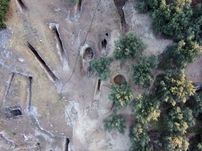 Σημαντική αρχαιολογική ανακάλυψη -  Δύο νέοι ασύλητοι τάφοι αποκαλύφθηκαν στα Αηδόνια Νεμέας