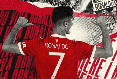 «Πάτησε» Αγγλία ο Κριστιάνο Ρονάλντο!