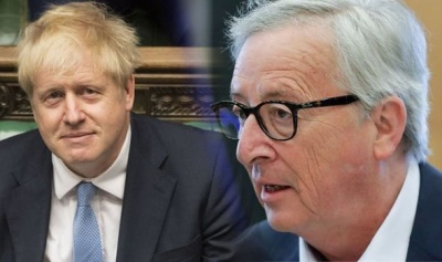Brexit: Με νέα πρόταση πάει στη συνάντηση (16/9) με Juncker ο Johnson - Επιμένει για συμφωνία στη Σύνοδο Κορυφής