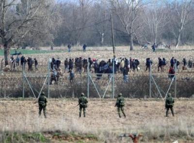 Διαψεύδει η ΕΛΑΣ τραυματισμό αστυνομικού στον Έβρο από εθνοφύλακες