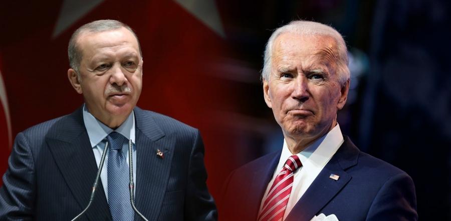 Πράσινο φως να αποκτήσει η Ελλάδα F - 35 - Στην ατζέντα Biden οι τουρκικές προκλήσεις - Erdogan: Καμία υποχώρηση