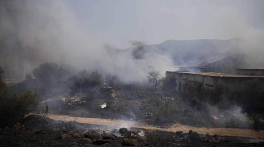 Αεροπορικά πλήγματα του Ισραήλ σε θέσεις στον Λίβανο από όπου εκτοξεύθηκαν ρουκέτες